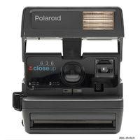 Polaroid 600 Kamera Square III. Generation
