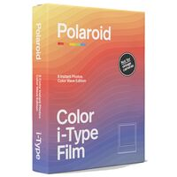 Für weitere Info hier klicken. Artikel: Polaroid Color Film for i-Type Color Wave