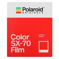 Polaroid Sofortbildfilm 8 Aufnahmen Color SX-70