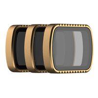 Für weitere Info hier klicken. Artikel: POLARPRO Cinema Filter 3er Set SHUTTER für DJI Osmo Pocket