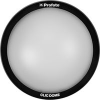 Für weitere Info hier klicken. Artikel: Profoto Clic Dome