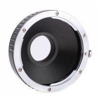 Für weitere Info hier klicken. Artikel: Quenox Adapter für Canon EOS Objektiv an C-Mount Kamera - mit optionalem Adapter auch für GoPro