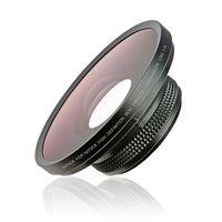 Für weitere Info hier klicken. Artikel: Raynox Semi-Fisheye Konverter HDP-5072 0,5x
