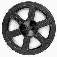 Für weitere Info hier klicken. Artikel: Reflecta Filmspule für Super8-Normal8 Scanner schwarz