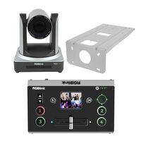 Für weitere Info hier klicken. Artikel: RGBlink Pro Kit PTZ Kamera 20x inkl. Mini Pro Switcher und Wall Mount