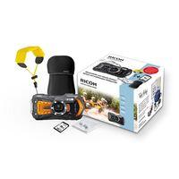 Für weitere Info hier klicken. Artikel: Ricoh WG-70 Special Edition inkl. Neoprencase/Strap+PH 16GB SD Karte/Tuch orange