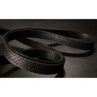 Für weitere Info hier klicken. Artikel: Rock & Roll Riviera SL Straps schwarz Reptilllederprägung 100cm