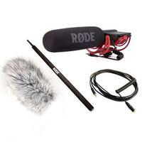 Für weitere Info hier klicken. Artikel: Rode Mikrofon Video Mic Rycote VM Bundle