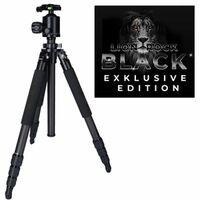 Für weitere Info hier klicken. Artikel: Rollei Lion Rock 25 Mark II Black E. Inkl. Kopf 25