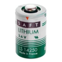 Saft LS 14250 1/2AA