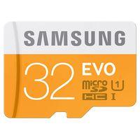 Für weitere Info hier klicken. Artikel: Samsung microSDHC Class 10 EVO mit Adapter 32 GB