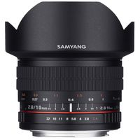 Samyang 10mm f/2,8 APS-C Fujifilm X