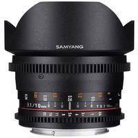 Für weitere Info hier klicken. Artikel: Samyang 10mm f/3,1 Video APS-C Nikon FX
