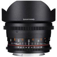 Für weitere Info hier klicken. Artikel: Samyang 10mm f/3,1 Video APS-C Sony A-Mount Vollformat