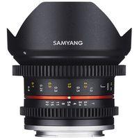 Für weitere Info hier klicken. Artikel: Samyang 12mm T/2,2 Video APS-C Fujifilm X