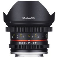 Für weitere Info hier klicken. Artikel: Samyang 12mm T/2,2 Video APS-C Micro Four Thirds