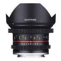 Für weitere Info hier klicken. Artikel: Samyang 12mm T/2,2 Video APS-C Sony E-Mount