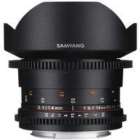 Für weitere Info hier klicken. Artikel: Samyang 14mm f/3,1 Video DSLR II Micro Four Thirds