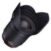 Für weitere Info hier klicken. Artikel: Samyang 16mm f/2,0 ED AS UMC CS Canon EF-S