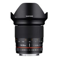 Samyang 20mm f/1,8 ED AS UMC Sony FE-Mount