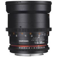 Für weitere Info hier klicken. Artikel: Samyang 35mm T/1,5 Video DSLR II Micro Four Thirds