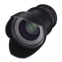 Für weitere Info hier klicken. Artikel: Samyang 35mm T/1,5 VDSLR AS UMC II Canon EF-M