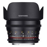 Für weitere Info hier klicken. Artikel: Samyang 50mm f/1,5 Video DSLR Micro Four Thirds