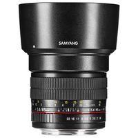 Für weitere Info hier klicken. Artikel: Samyang 85mm f/1.4 AS IF UMC AE Canon EF