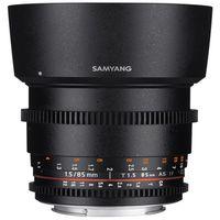 Samyang 85mm f/1,5 Video DSLR II Nikon FX