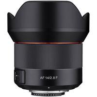 Für weitere Info hier klicken. Artikel: Samyang AF 14mm f/2.8 Nikon FX