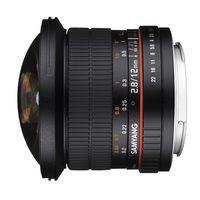 Für weitere Info hier klicken. Artikel: Samyang Fisheye 12mm f/2,8 ED AS NCS Canon EF