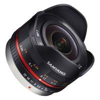 Samyang Fisheye 7,5mm f/3,5 Micro Four Thirds schwarz