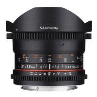 Für weitere Info hier klicken. Artikel: Samyang MF 12mm f/3,1 Fisheye Video Canon EF