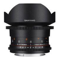 Für weitere Info hier klicken. Artikel: Samyang MF 14mm f/3,1 Video Sony A-Mount