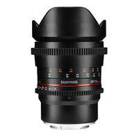 Für weitere Info hier klicken. Artikel: Samyang MF 16mm f/2,6 Video Micro Four Thirds