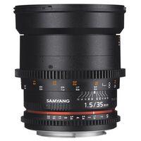 Für weitere Info hier klicken. Artikel: Samyang MF 35mm f/1,5 Video Sony A-Mount