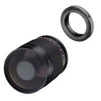 Für weitere Info hier klicken. Artikel: Samyang MF 500mm f/8,0 Nikon FX
