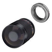Für weitere Info hier klicken. Artikel: Samyang MF 500mm f/8,0 Sony A-Mount