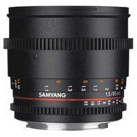 Für weitere Info hier klicken. Artikel: Samyang MF 85mm f/1,5 Video Sony A-Mount