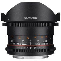 Für weitere Info hier klicken. Artikel: Samyang MF 8mm f/3,8 Fisheye II Video APS-C Nikon FX