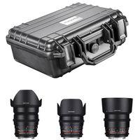 Für weitere Info hier klicken. Artikel: Samyang Video DSLR Basic Set Canon EF