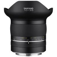 Für weitere Info hier klicken. Artikel: Samyang XP 10mm f/3,5 Nikon FX