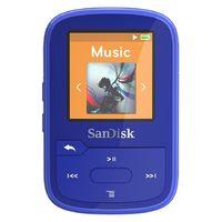 Für weitere Info hier klicken. Artikel: SanDisk Clip Sport Plus 16GB blau