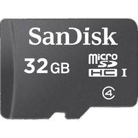 Für weitere Info hier klicken. Artikel: SanDisk microSDHC Class 4 + SD Adapter Mobile 32 GB