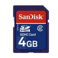Für weitere Info hier klicken. Artikel: SanDisk SDHC-Card 4 GB