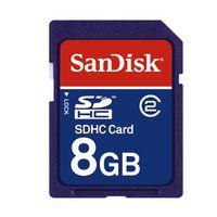 Für weitere Info hier klicken. Artikel: SanDisk SDHC-Card 8 GB