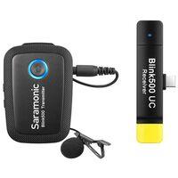 Für weitere Info hier klicken. Artikel: Saramonic Funkmikrofon System Blink 500 B5