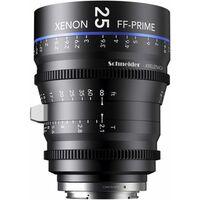 Für weitere Info hier klicken. Artikel: Schneider-Kreuznach Cine Lens Xenon FF-Prime 25mm, T/2,1 PL Mount