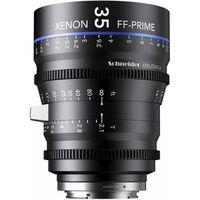Für weitere Info hier klicken. Artikel: Schneider-Kreuznach Cine Lens Xenon FF-Prime 35mm, T/2,1 PL Mount