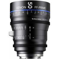 Für weitere Info hier klicken. Artikel: Schneider-Kreuznach Cine Lens Xenon FF-Prime 50mm, T/2,1 PL Mount